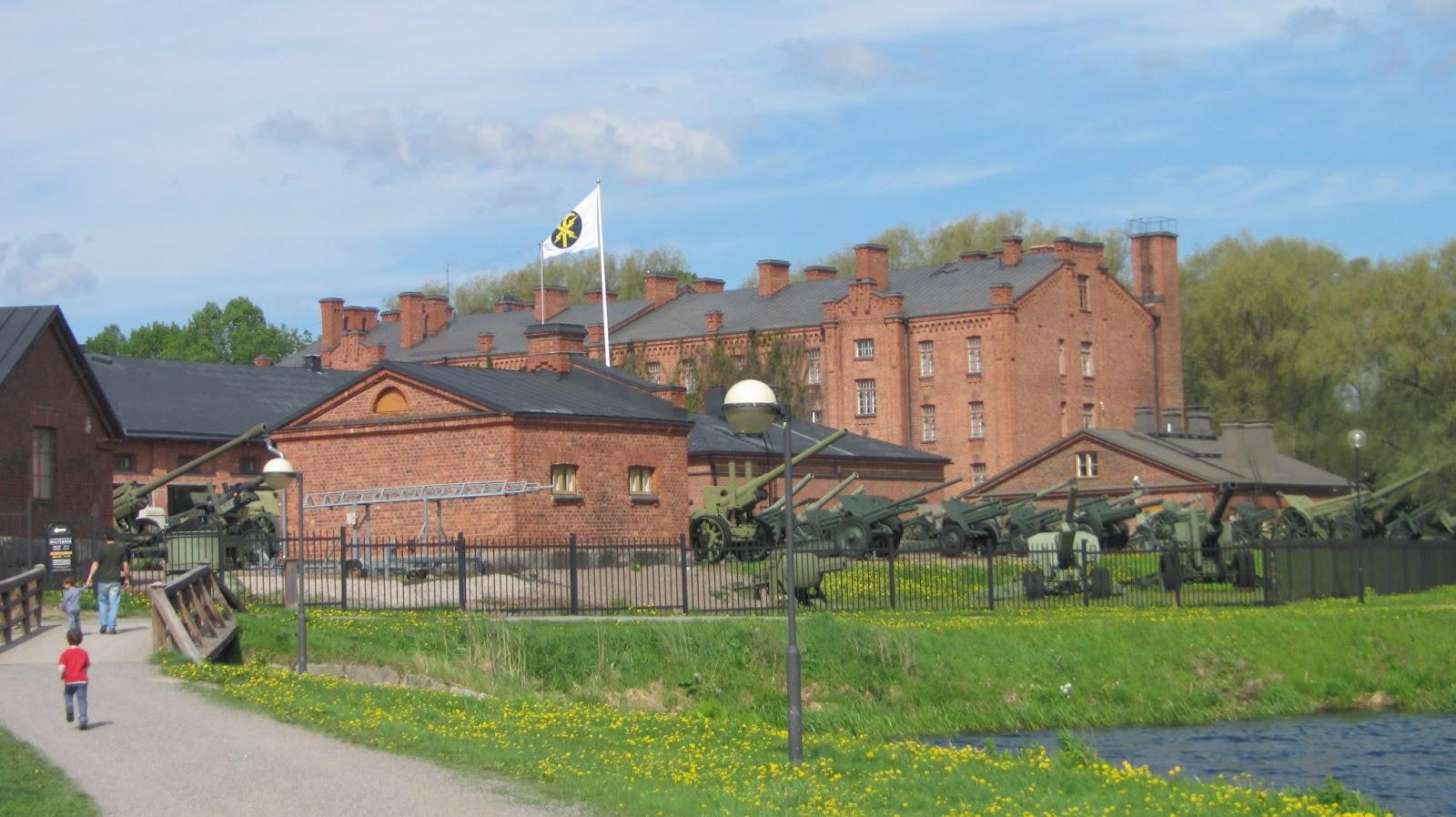 FinlandiaNoEstaTanLejos: Hämeenlinna