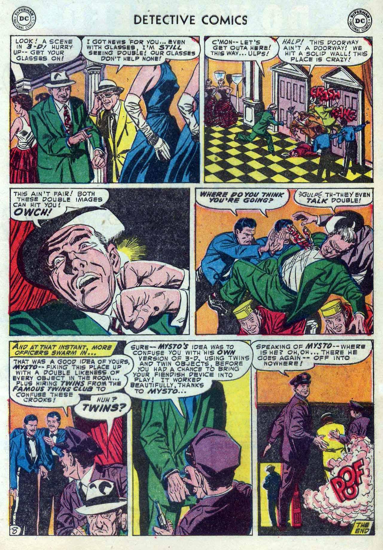 Read online Detective Comics (1937) comic -  Issue #204 - 41