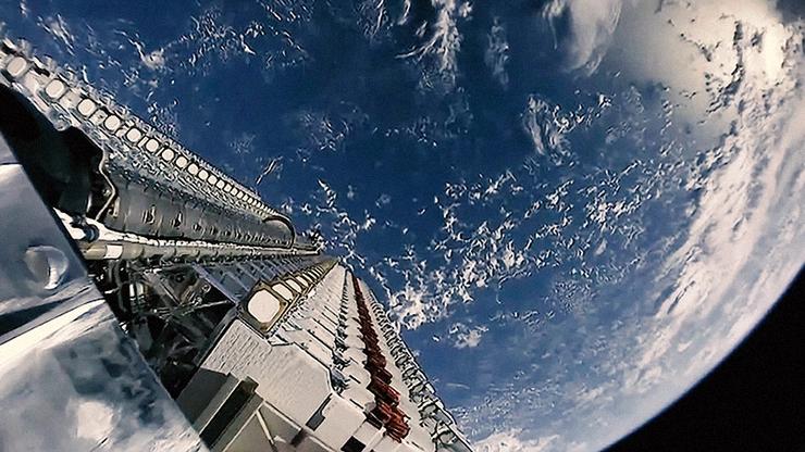 Starlink спутниковый интернет