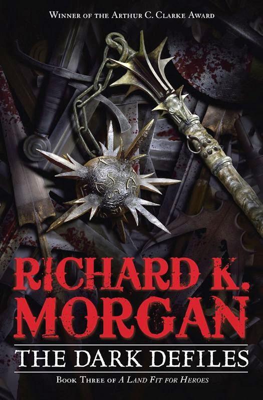 Review: The Dark Defiles by Richard Morgan