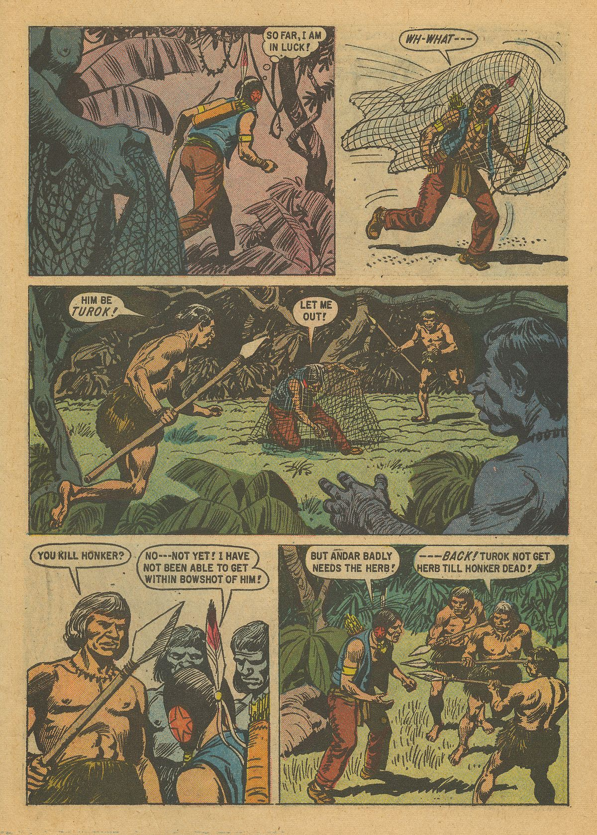 Read online Turok, Son of Stone comic -  Issue #16 - 27