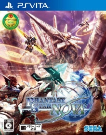 Phantasy Star Nova - Download Game PSP PPSSPP PSVITA Free