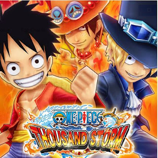 ONE PIECE THOUSAND STORM APK MOD