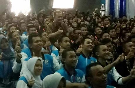 Wagub Nasrul Abit: Pemuda Indonesia Cerdas Pandai IT, Jauh dari Narkoba dan LGBT