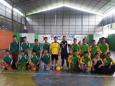 IPNU IPPNU Kirig Juara 1 Futsal Lomba Konferancab IPNU IPPNU Mejobo