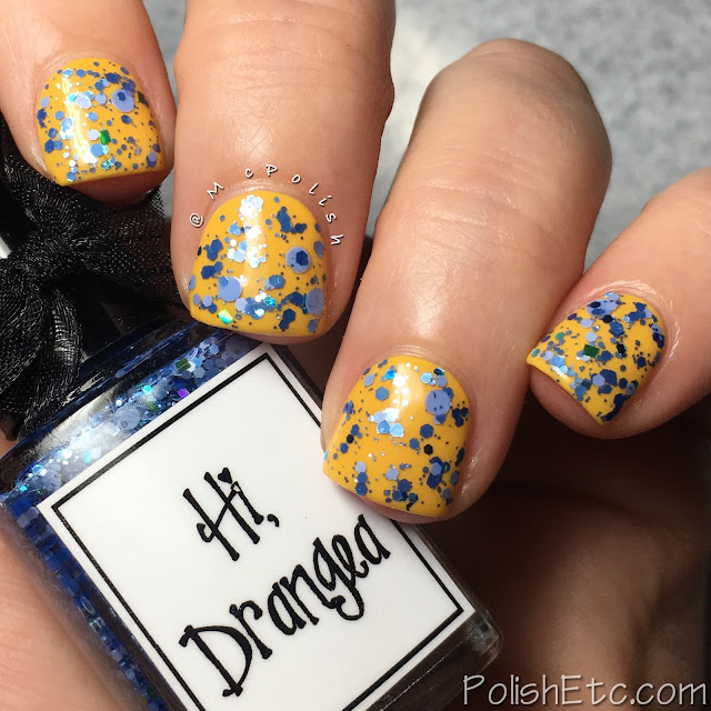 Whimsical Ideas by Pam - Spring 2018 - McPolish - Hi, Drangea
