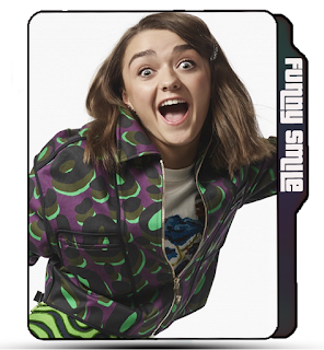 Preview of Maisie Williams, Celebrity, actress icons, brunette girl icon, game of throne.