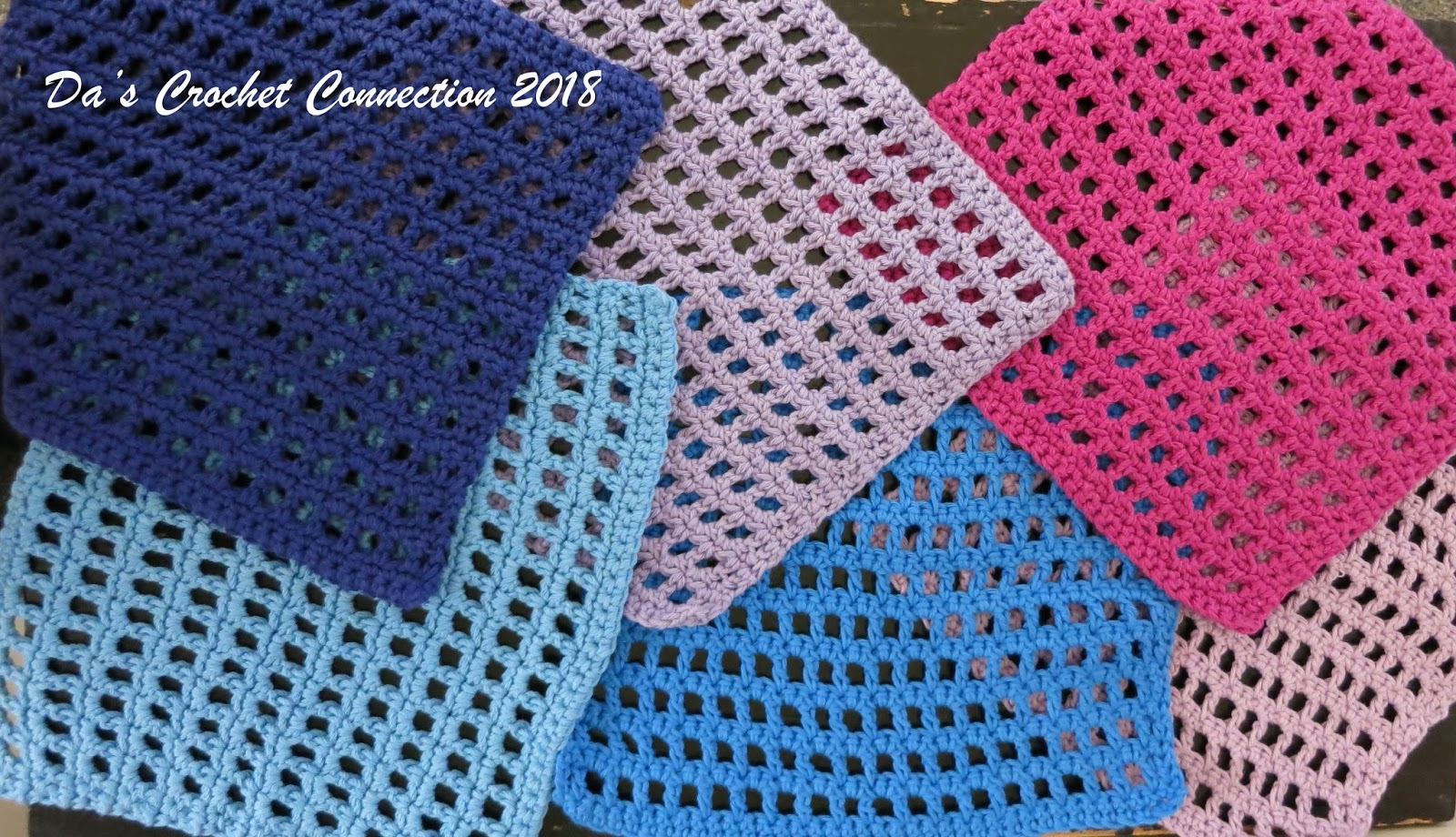 Da\'s Crochet Connection: Spa Day Set