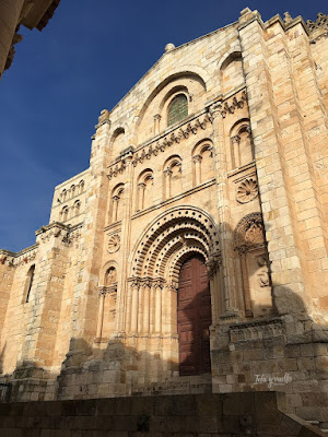Catedral Zamora Puerta del Obispo