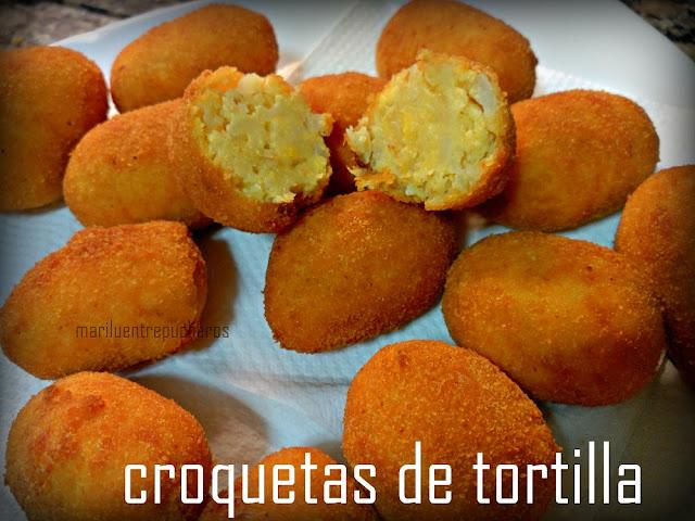 Croquetas De Tortilla