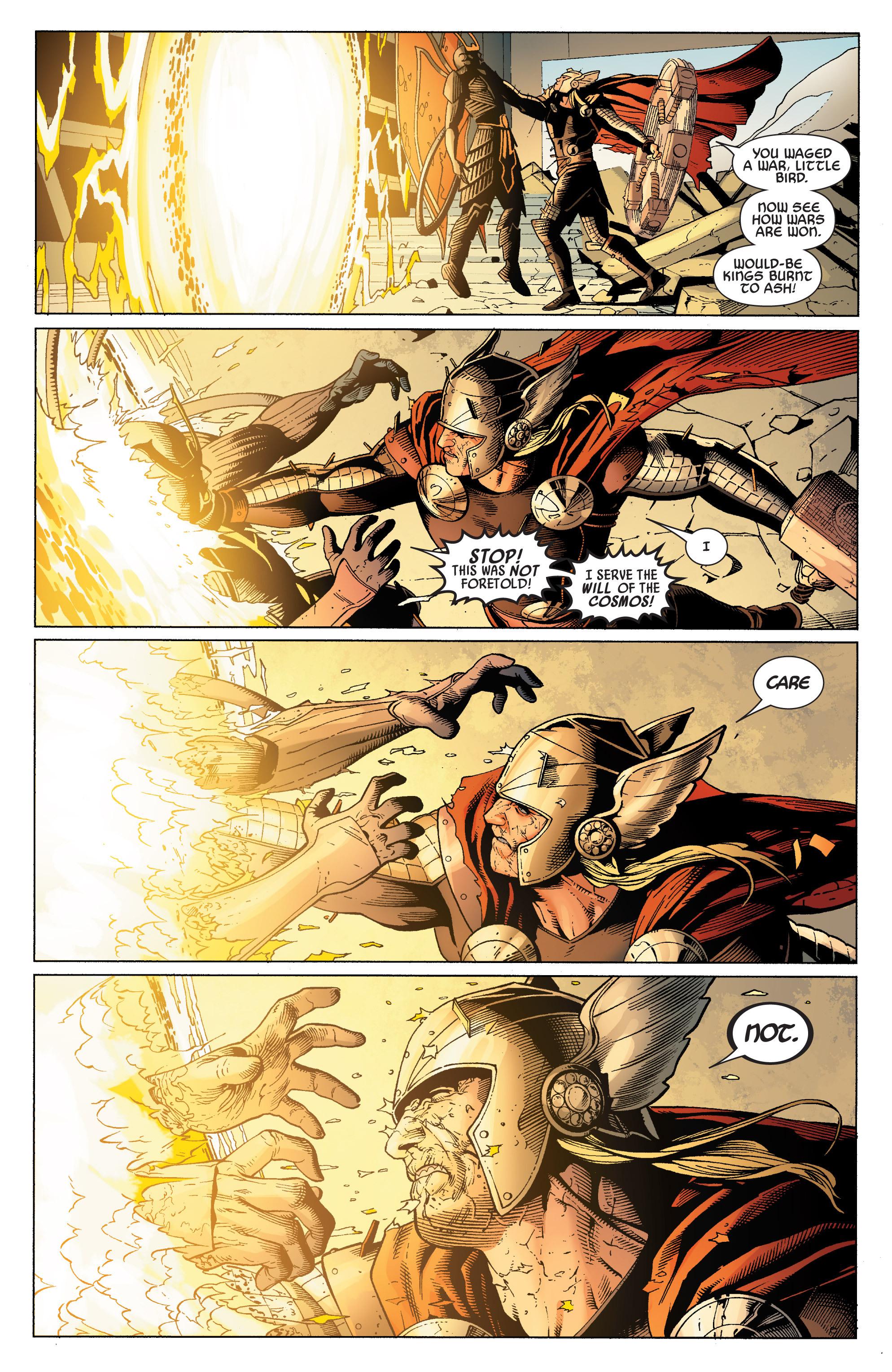 Read online Uncanny Avengers (2012) comic -  Issue #16 - 21