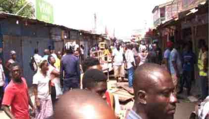 So Sad! Nigerian Woman Commits Suicide In Ghana Over Closure Of Her Shop