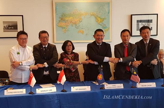 MOU AFFA Pengusaha Logistik di negara ASEAN