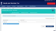 Amendment to invoices of FY 17-18 in GSTR-1 has started on GSTN Portal
