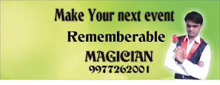 Hire a Magician in Indore In India for all your parteis and events