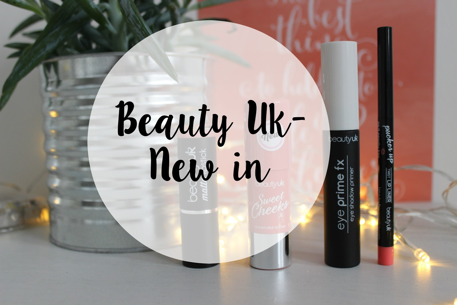 beauty, sweet cheeks chubby stick, lipliner peachy kiss, baked blush halo, matte lipstick son of a peach, beauty uk