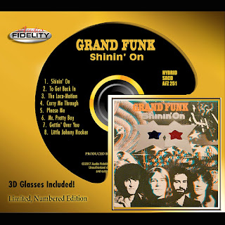 Grand Funk Railroad's Shinin' On