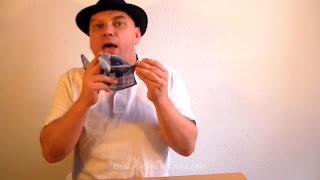 Manualidades y trucos con nudos en el pañuelo 06