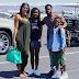 MPNAIJA GIST:Beautiful photo of Kevin Hart and his family..