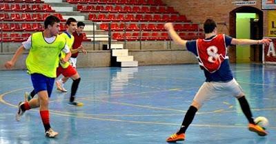 Fútbol sala método entrenamiento