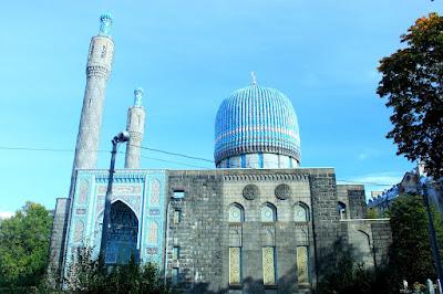 Masjid Soekarno di Russia