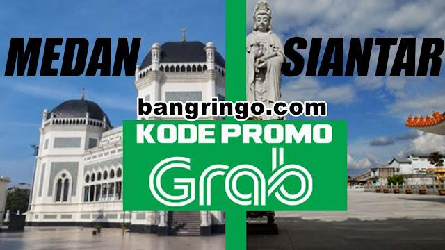 Kode Voucher Promo Grab Medan, Pematang Siantar