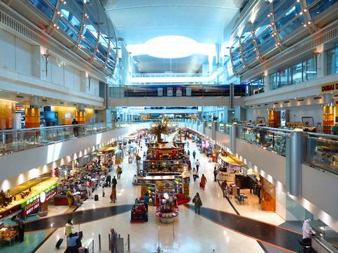 Airlines Dubai International Airport Dxb