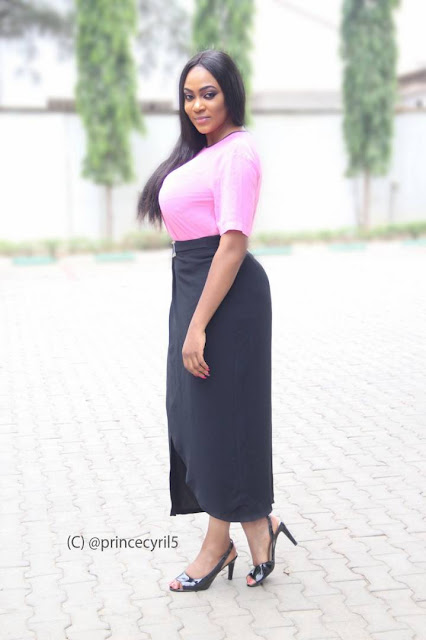 Former MBGN Queen, Isabella Ayuk releases new stunning photos