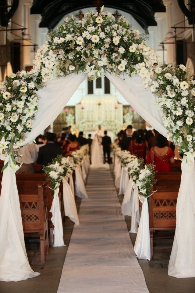 On budget church chapel wedding decoration bridal wedding trend on budget church chapel wedding decoration junglespirit Gallery