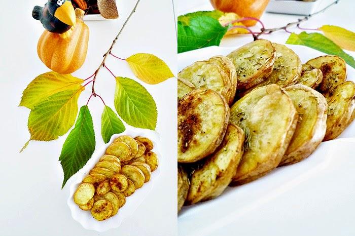 Bratkartoffel mit Rosmarin