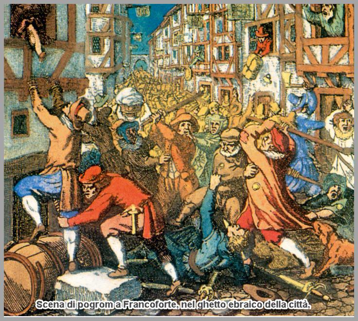 La storia degli ebrei d Europa tra l XI e il XV secolo è quella della lenta  asfissia di diverse comunità che furono odiate, attaccate ed espulse dai ... 40e0fd8280