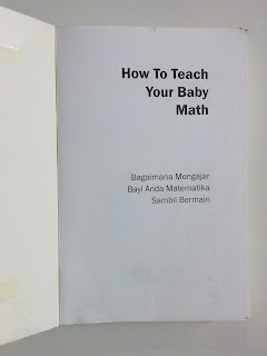 How To Teach Your Baby Math - Revised & Updated