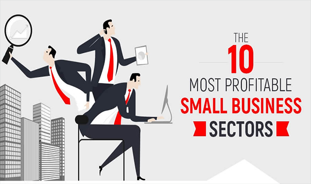The 10 Most Profitable Small-Scale Business Indusries & Ideas