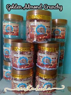 Projek Raya Golden Almond Cruchy