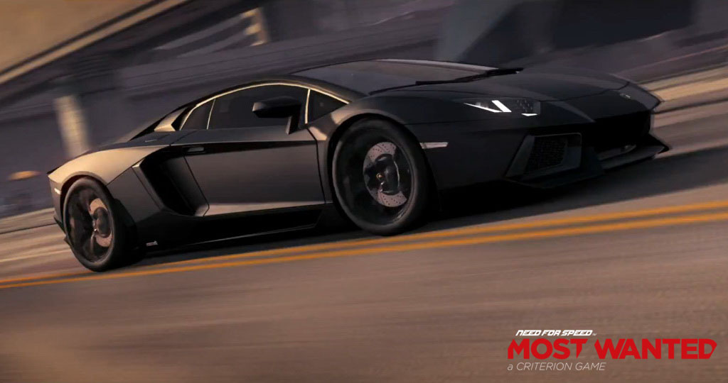 NFS Most Wanted 2012 HD Wallpapers