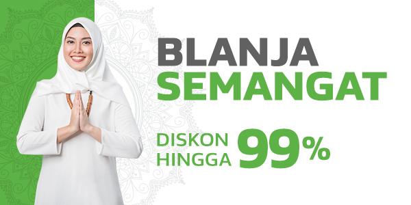 Blanja.com Menawarkan Banyak Promo