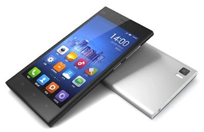 Spesifikasi dan Harga Smartphone Xiaomi Mi 3 16 GB Terbaru 2017