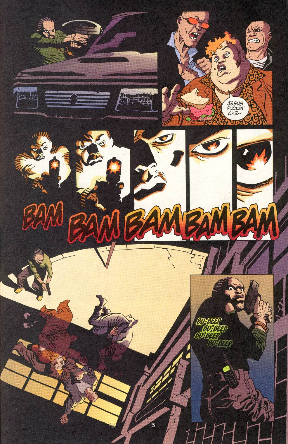 Read online 100 Bullets comic -  Issue #18 - 7