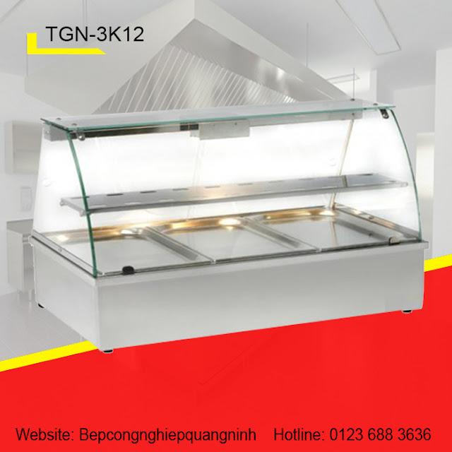 Thiết bị giữ nóng 3 khay TGN-3K12