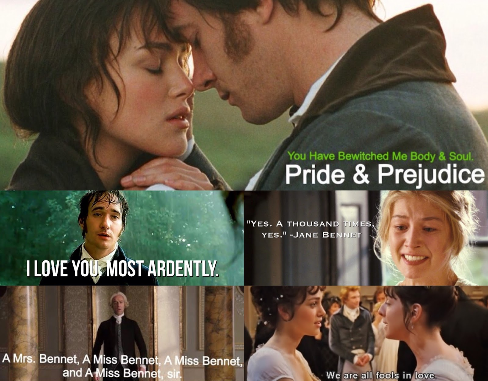 honesty in pride and prejudice and Pride & prejudice, chapter xi of volume ii (chap 34) go to prev chapter go to end of chapter go to next chapter go to chronology go to charact list.