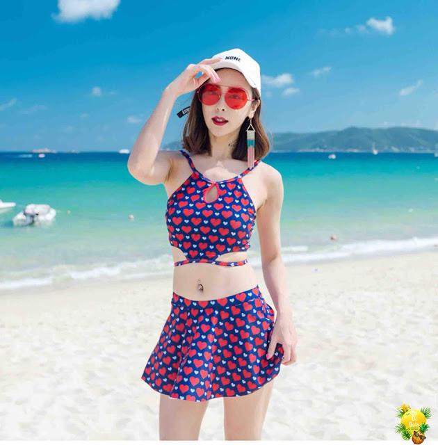 Shop ban bikini tai Hai Ba Trung