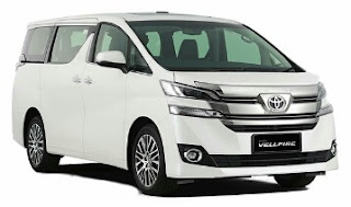 Mobil Toyota All New Vellfire