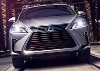 2017 Lexus RX 350 in Indianapolis