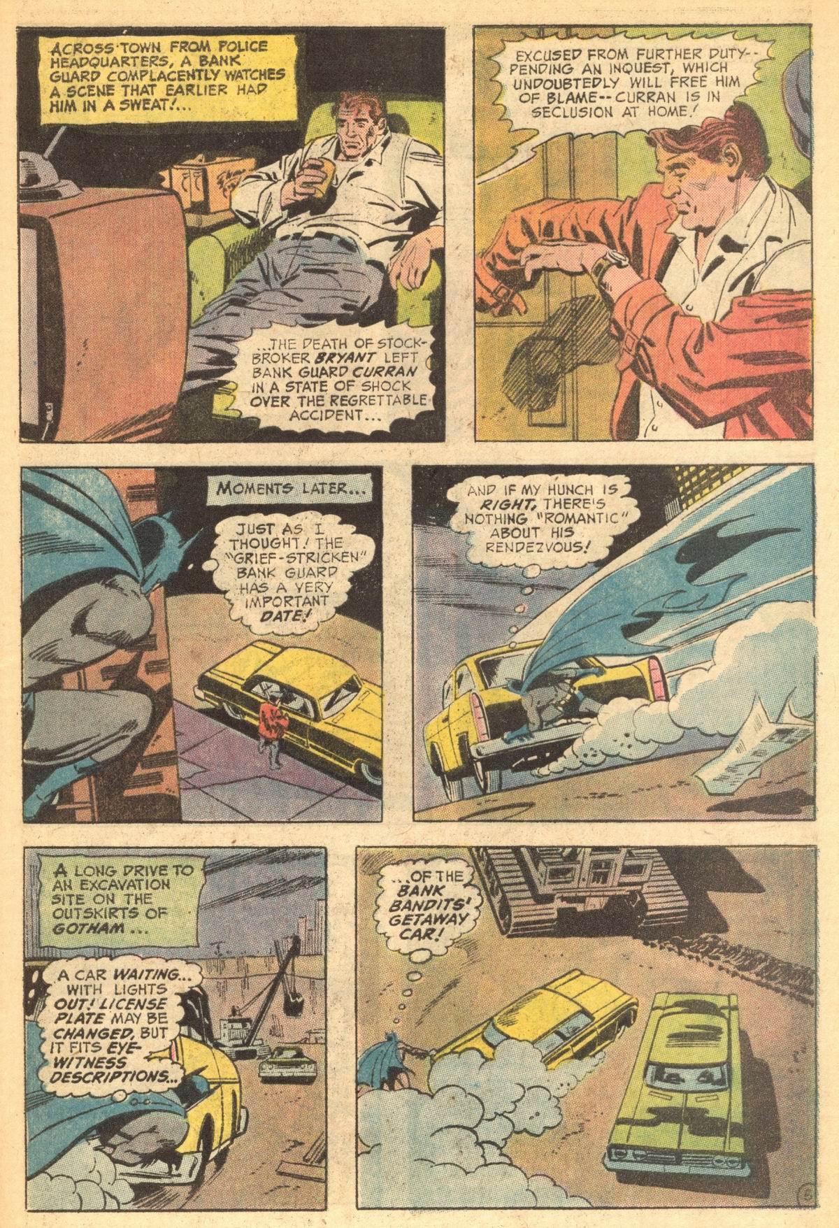 Detective Comics (1937) 424 Page 6