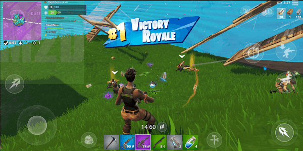 Fortnite Android Victory Royale