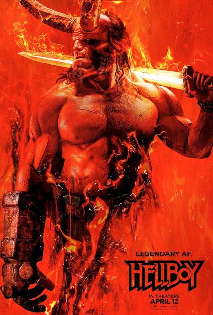 """la película """"Hellboy"""""""