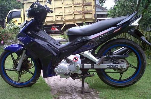 Foto Samping Jupiter MX