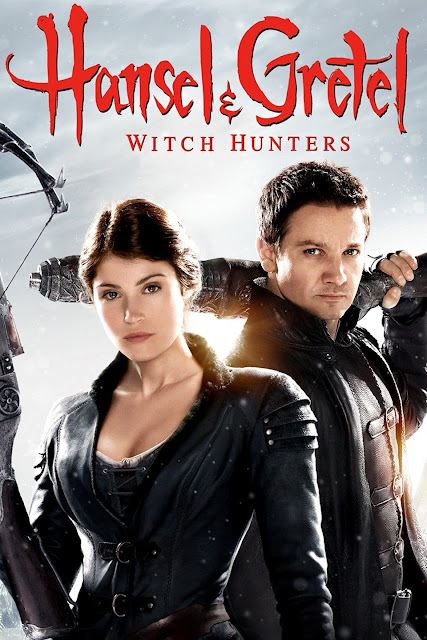 Hansel and Gretel Witch Hunters 2013 Dual Audio Hindi UNRATED 480p BluRay 300MB