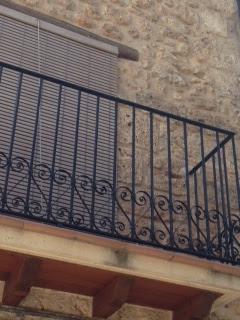 balcones, Beceite, Beseit 3