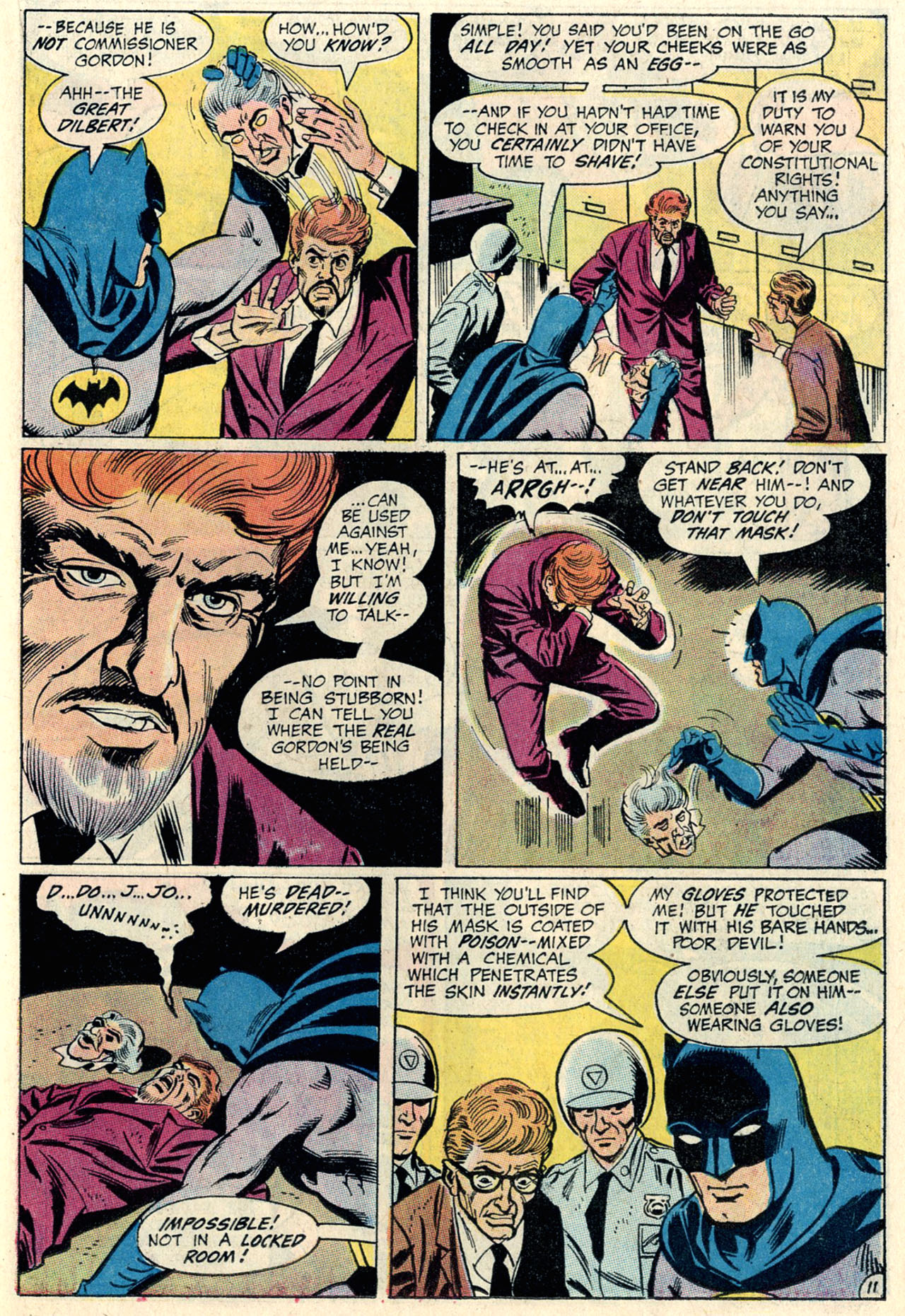 Detective Comics (1937) 399 Page 14